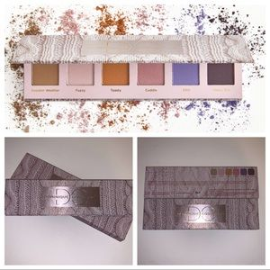 NWT DOMINIQUE COSMETICS Sweater Weather Palette
